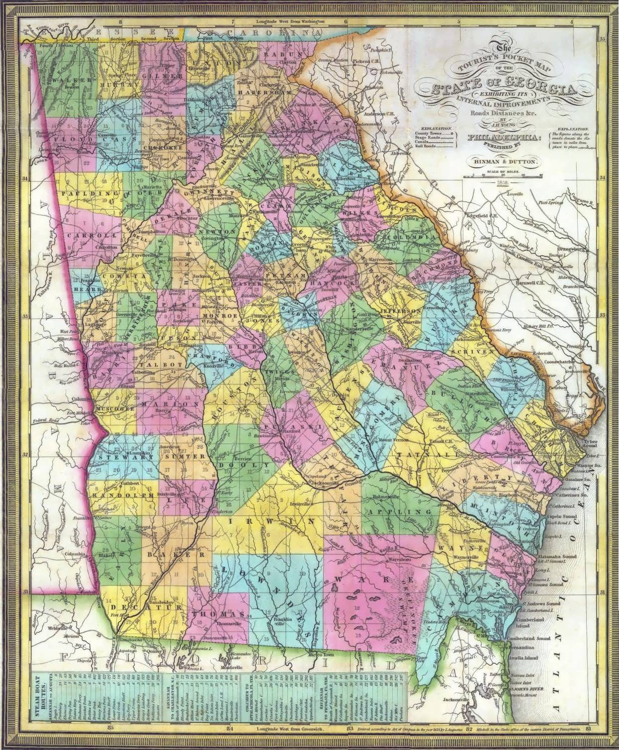 ga state map with Index on Bloomington also S Frame together with Cli sc climate also Georgias Business Plan For Savannah Port Could Make Louisiana Purchase Blush also Mapa.